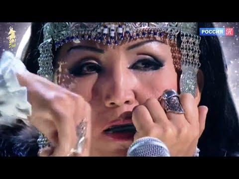 Albina Degtyaryova. Hoomei v centru Asie 2015. Otevření.