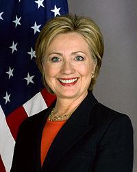 Hillary Rodham Clintonová (2009) 67. ministryně zahraničních věcí USA