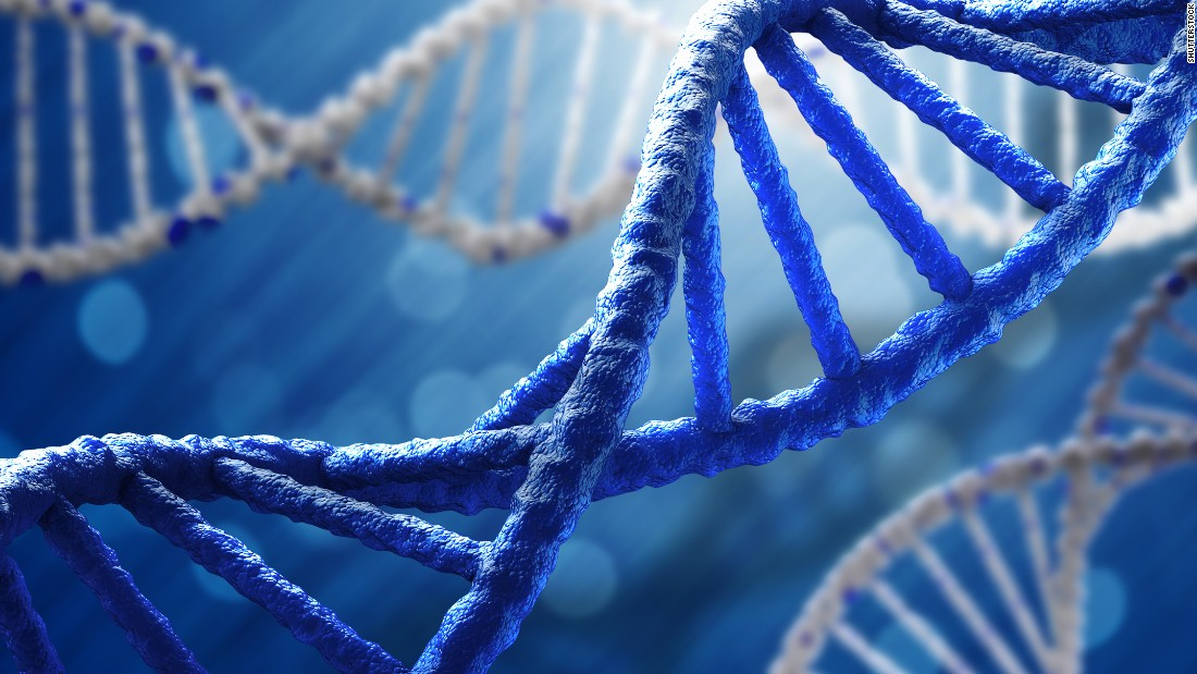 Molekula DNA se může zregenerovat pomocí lidských pocitů