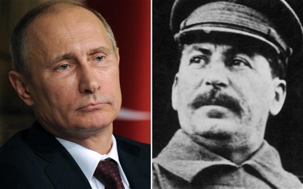 Vladimír Putin sám nedávno přiznal, že jsou mu stále sympatické některé komunistické myšlenky a ideje. Jak by také ne, vždyť výsledkem těchto myšlenek, mělo být něco jako církví slibované království nebeské, jenže jisté, bez čekání a za života, nikoli až po smrti!