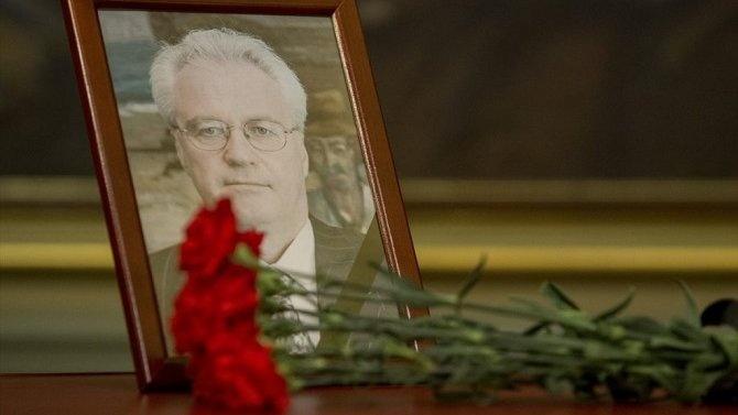 Vitalij Čurkin, který byl od roku 2006 ruským vyslancem při OSN, zemřel nečekaně ve věku 64 let 22. února v konzulátu. I když prvotní zpráva zněla, že Čurkin zemřel na infarkt, podle pitvy tomu tak není.