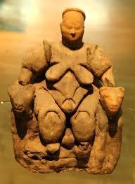 Velká Mama = Naše Matka Stvořitelka <3 se nachází po celým světě, ve všech možnejch formách a kulturách...