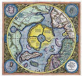 mapy Placatý Země