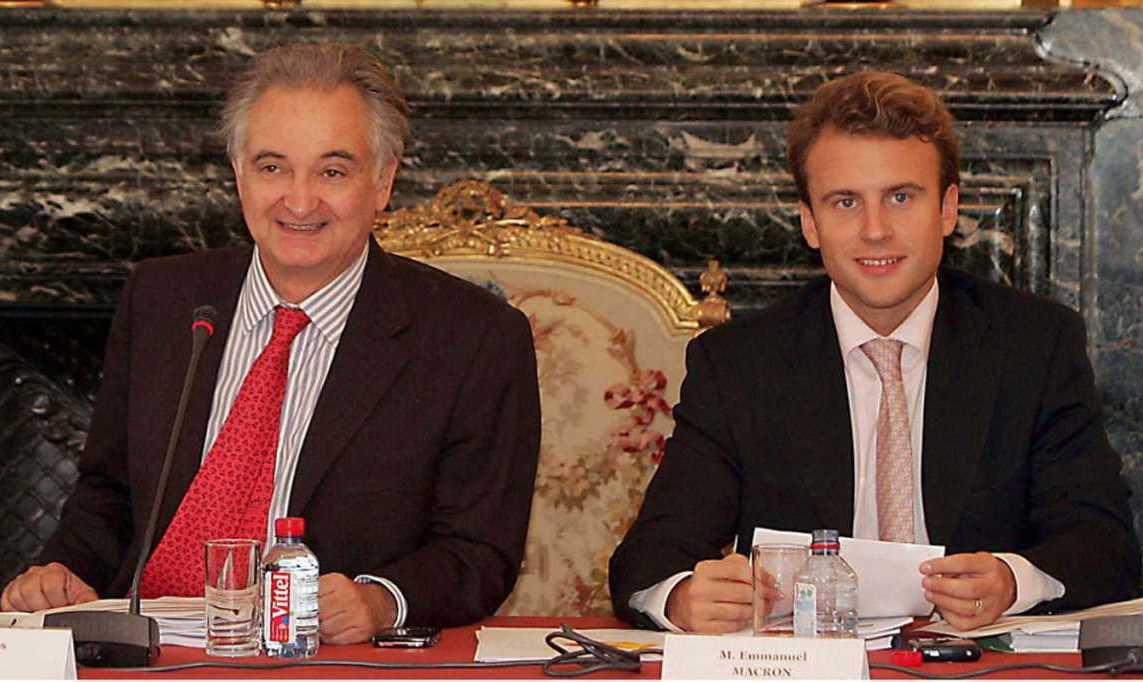 Zájem o klan Rothschildů, jak píše profesor Valentin Katanasov, eskaloval ve Francii opět po dvou stech letech v souvislosti s prezidentskými volbami.