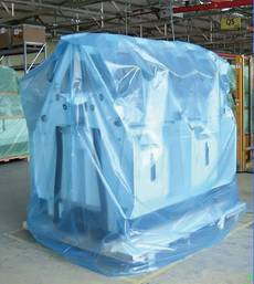 VCI corrosion films and bags