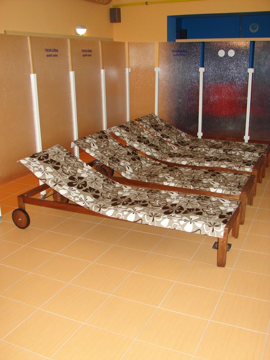 Odpočinková zóna - Příbramské lázně