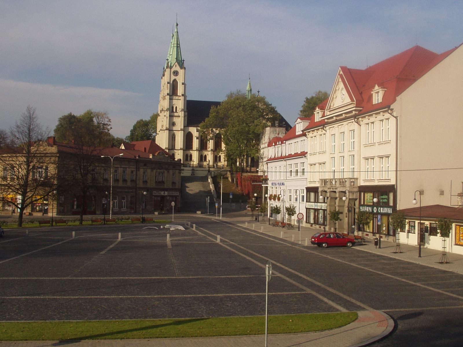 Stěhovací služby v Orlové