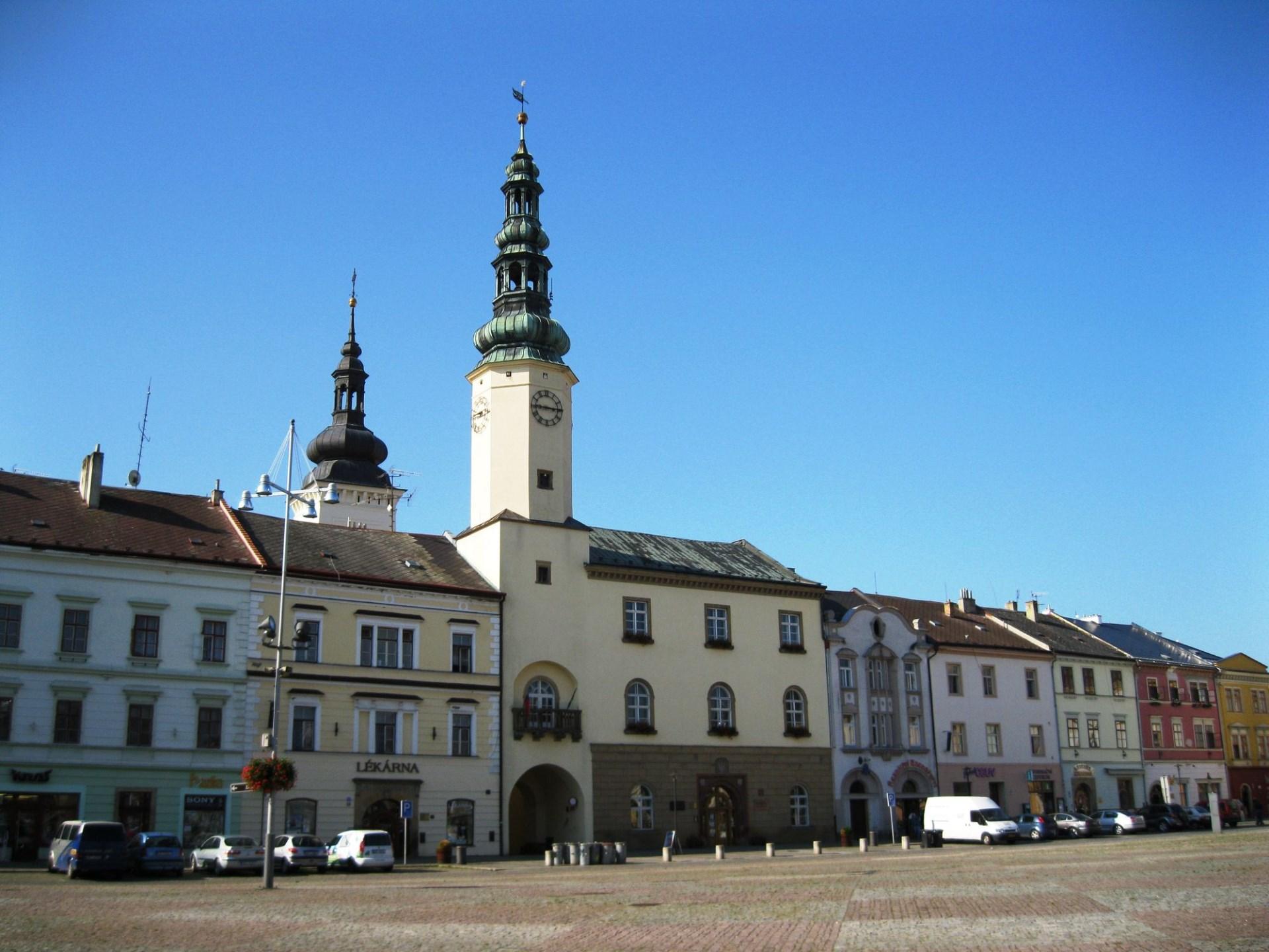 Stěhování Moravská Třebová