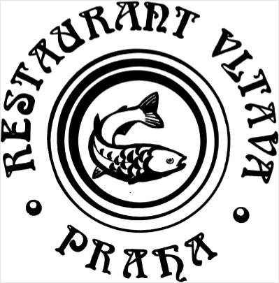 logo restaurace Vltava
