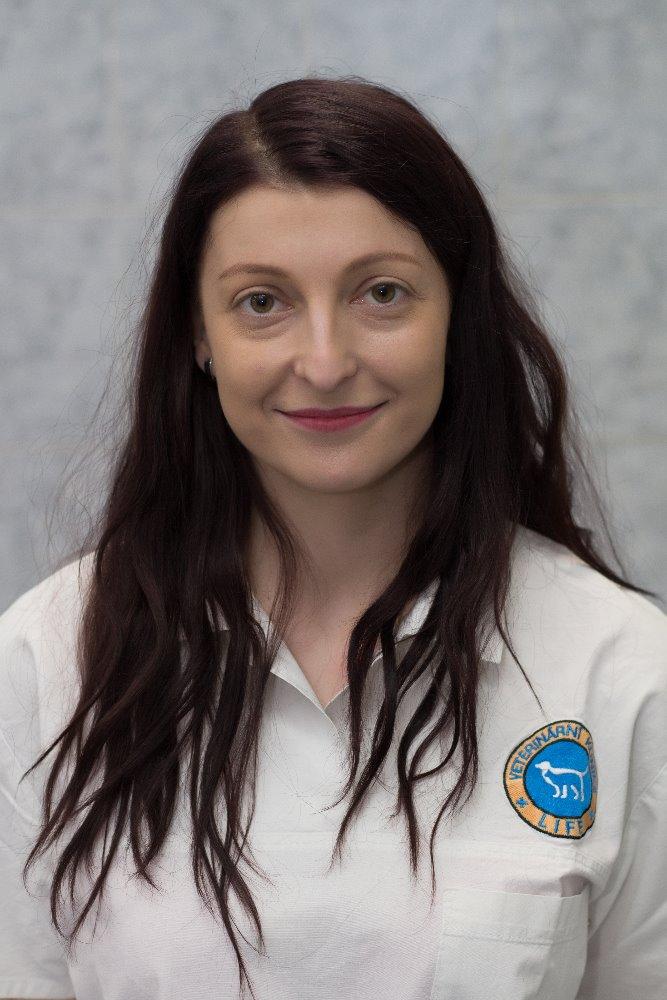 MVDr. Monika Hurníková