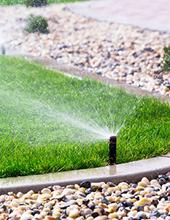 zavlažování zahrady