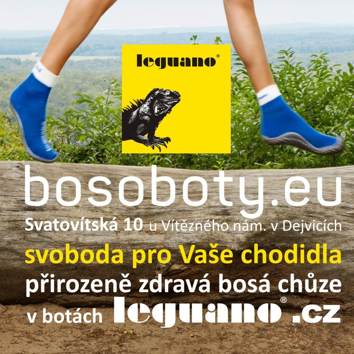Leguano reklama
