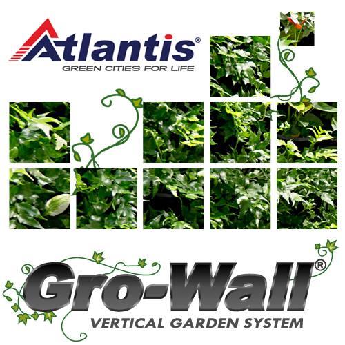 Vertikální zahrady Atlantis Gro-Wall