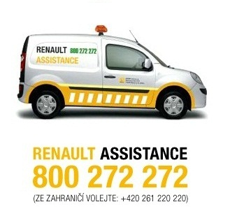 Renault assistance u dodávek RENTI.cz