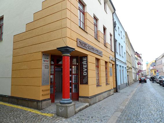 Dveře Jihlava - prodejce Lipbled