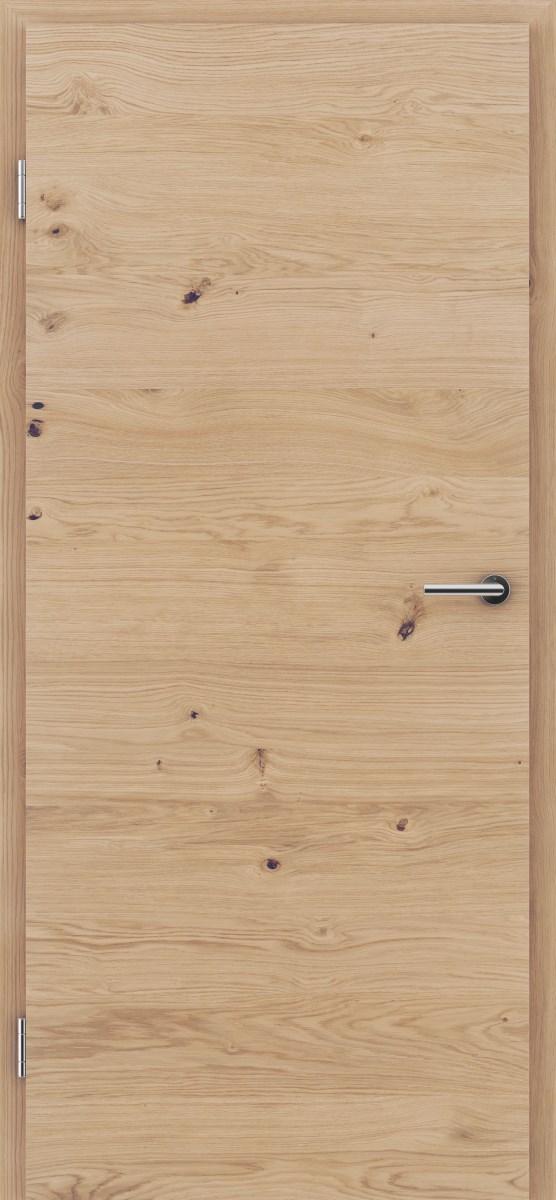 Dveře Lipbled - F4 Dub sukatý mat lakovaný