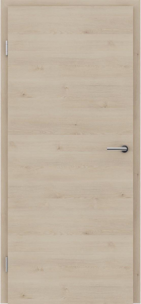 Dveře Lipbled - L1 Borovice FANTASY bílá