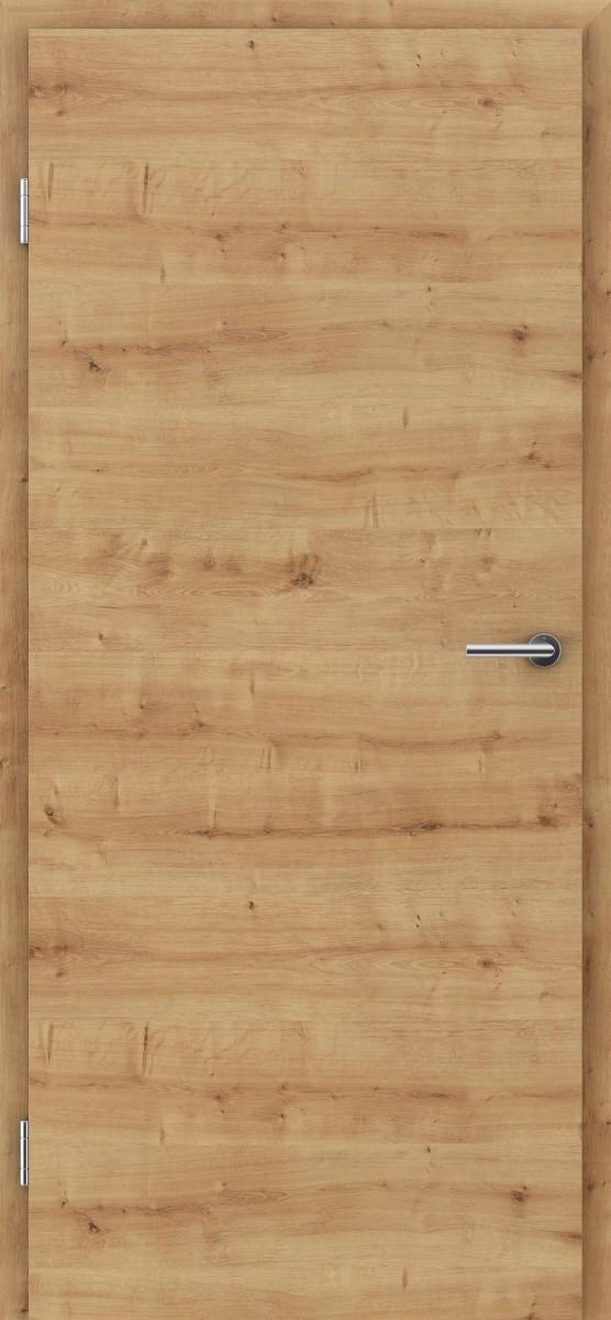 Dveře Lipbled - L1 Dub sukatý 3D