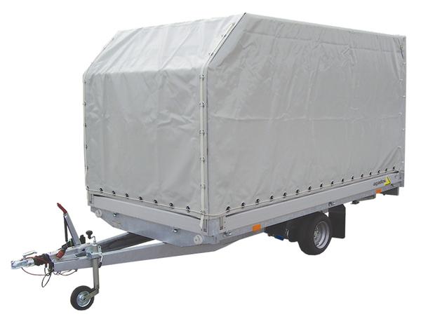 VZ 33 B2 1600, plachta