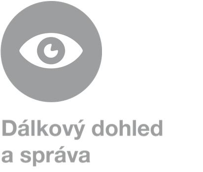 ikona dohled