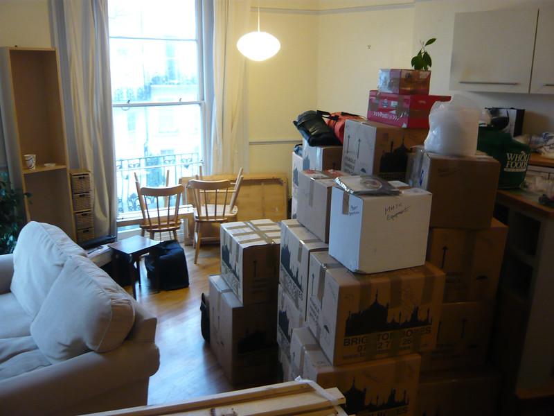 Stěhování bytů Děčín