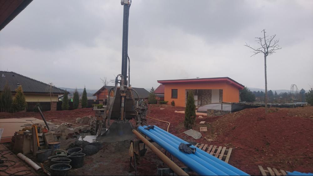 Vrtání studny újezd u kunštátu