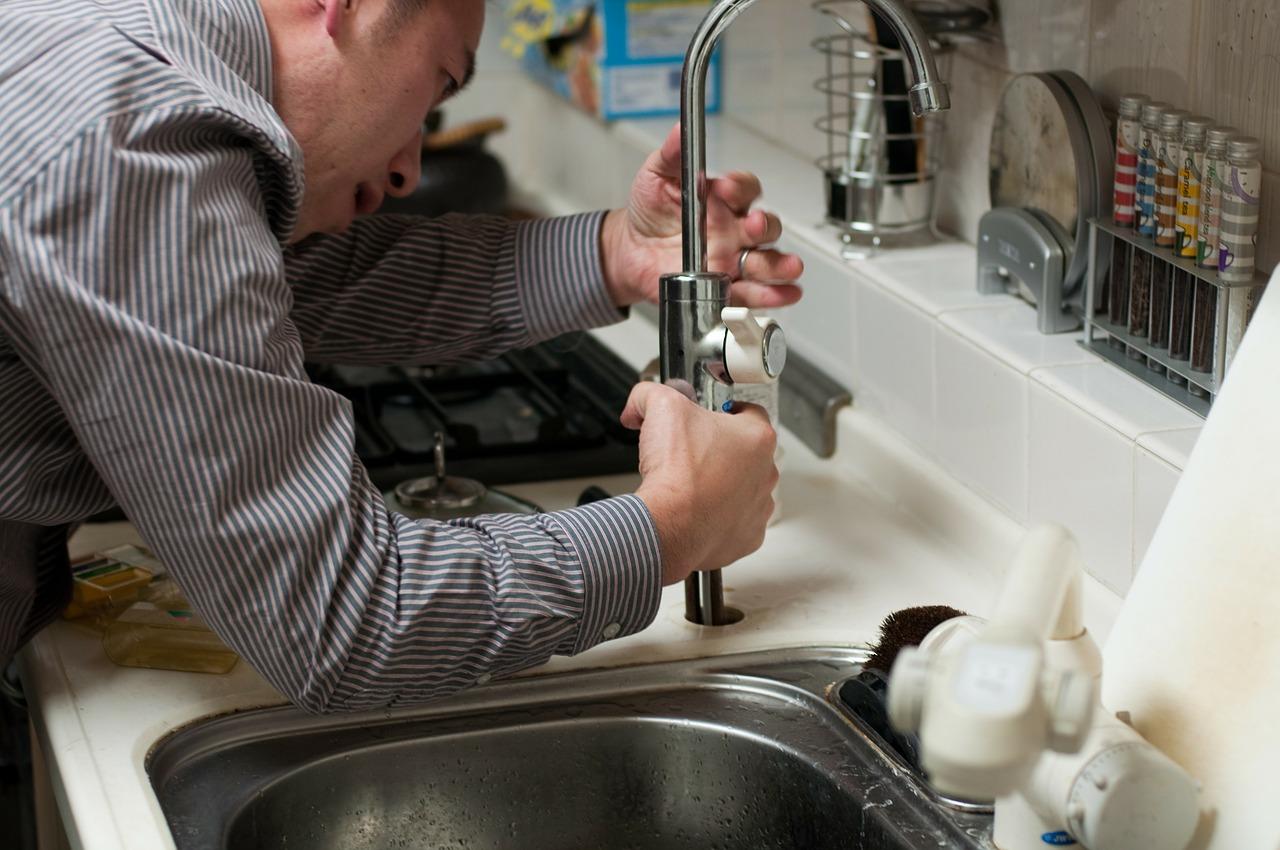 voda, instalatérské práce