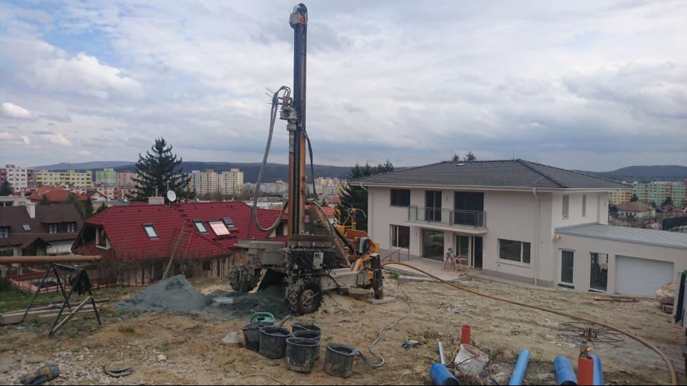 Vrtání studní Bratislava
