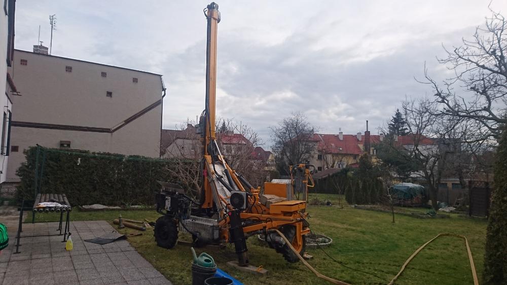 Vrtání studny Praha Vokovice