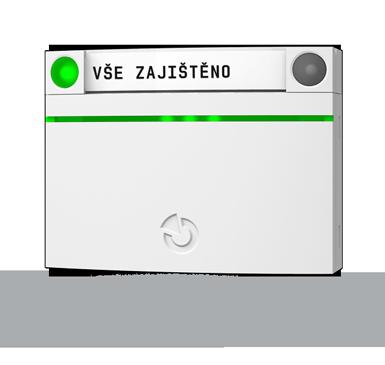 Přístupový bod alarmu