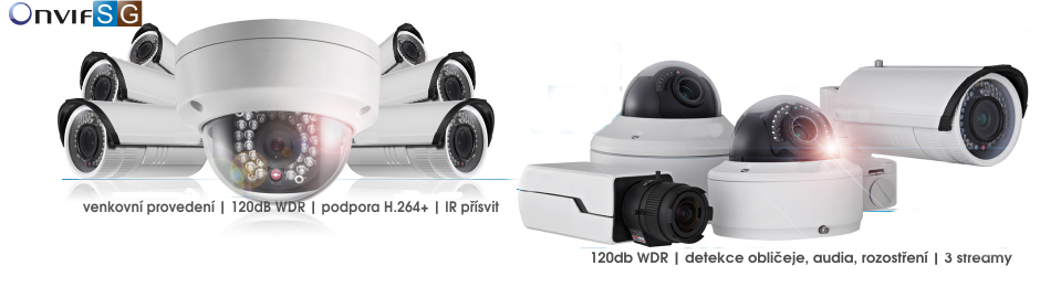 Kamerové systémy - CCTV