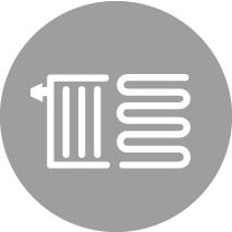 ikona radiátor