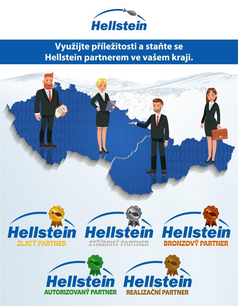 Využijte příležitosti a staňte se Hellstein partnerem ve vašem kraji
