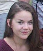 Praktikantka Gabriela Konšelová