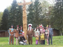 Indiáni na Kalichu