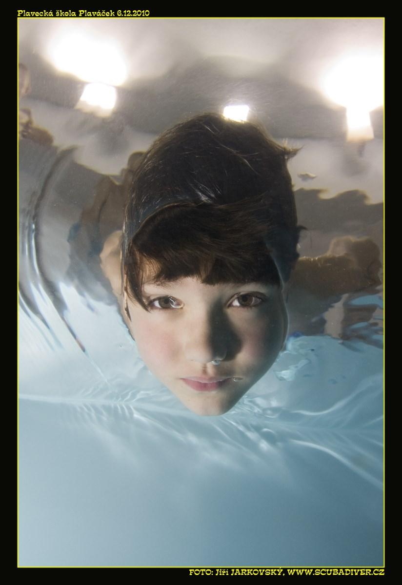 plavánídětí samostatně