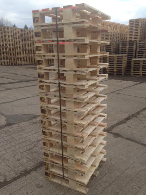 PALETY 1200x800 - 400 kg
