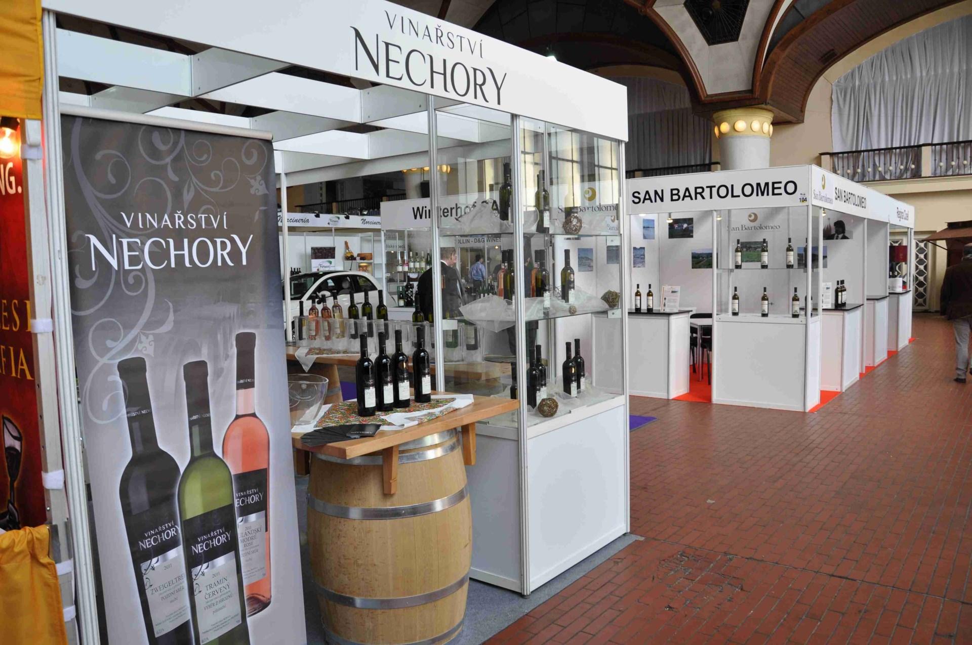 Víno a delikatesy 2014 - Vinařství Nechory