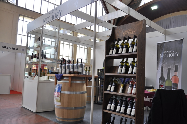 Víno a delikatesy 2013 - Vinařství Nechory