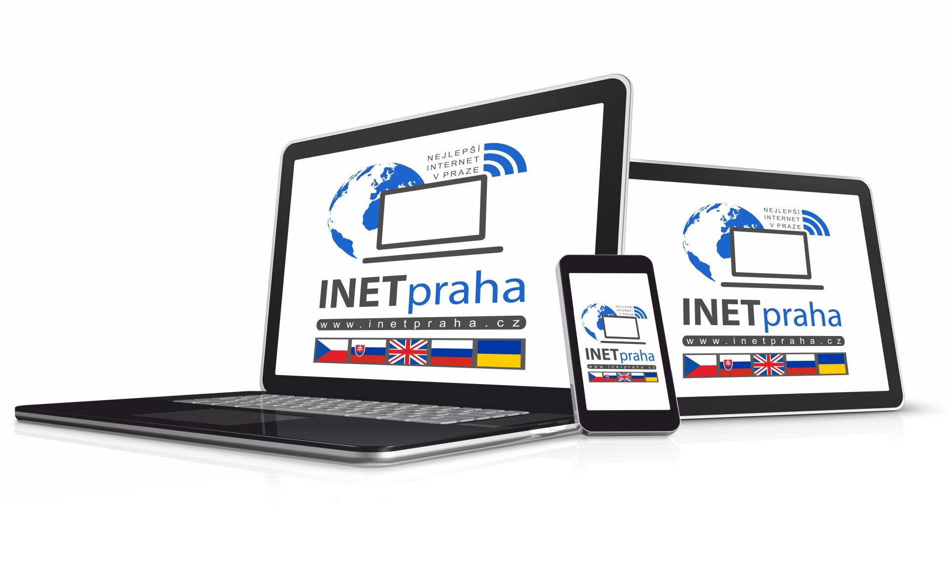 internet INET Praha