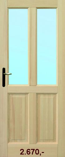Dveře z masivu
