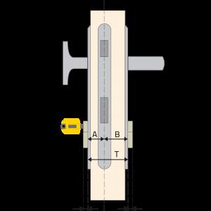 profil zámku