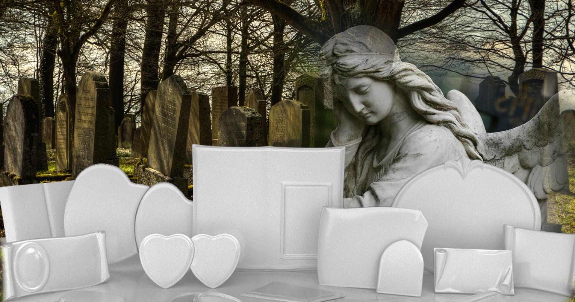 foto na hrob