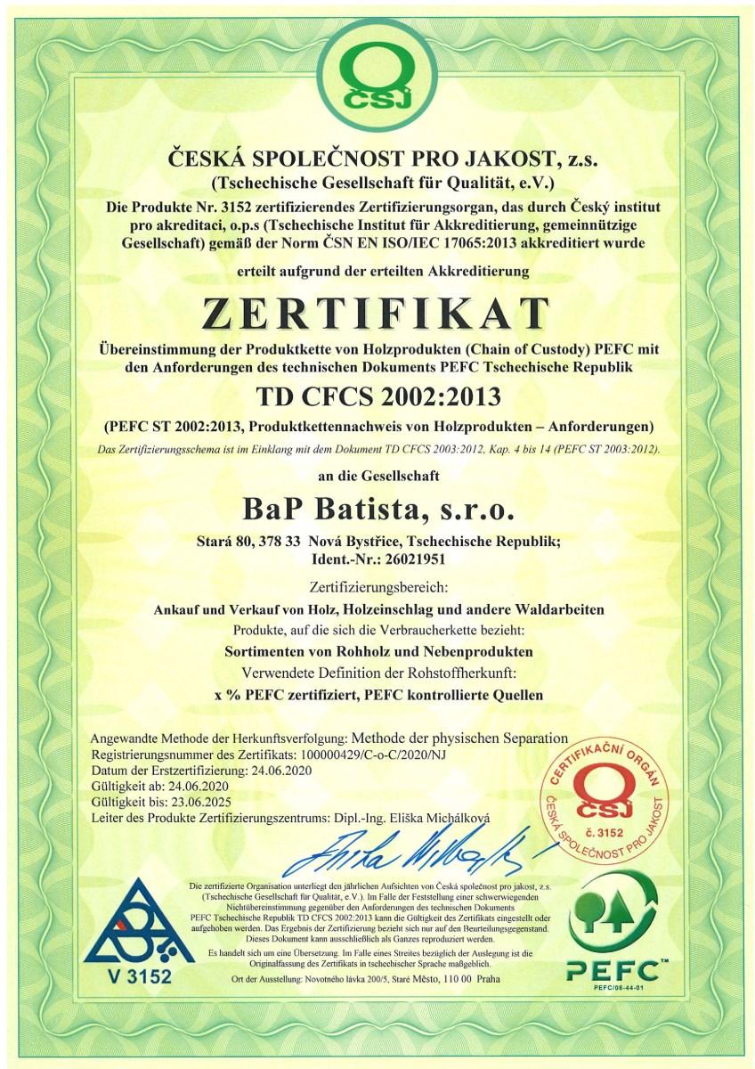 certifikát_DE
