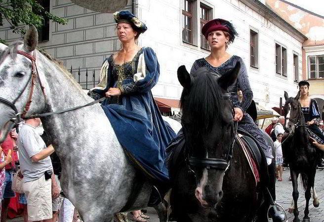Kulturní akce v Třeboni