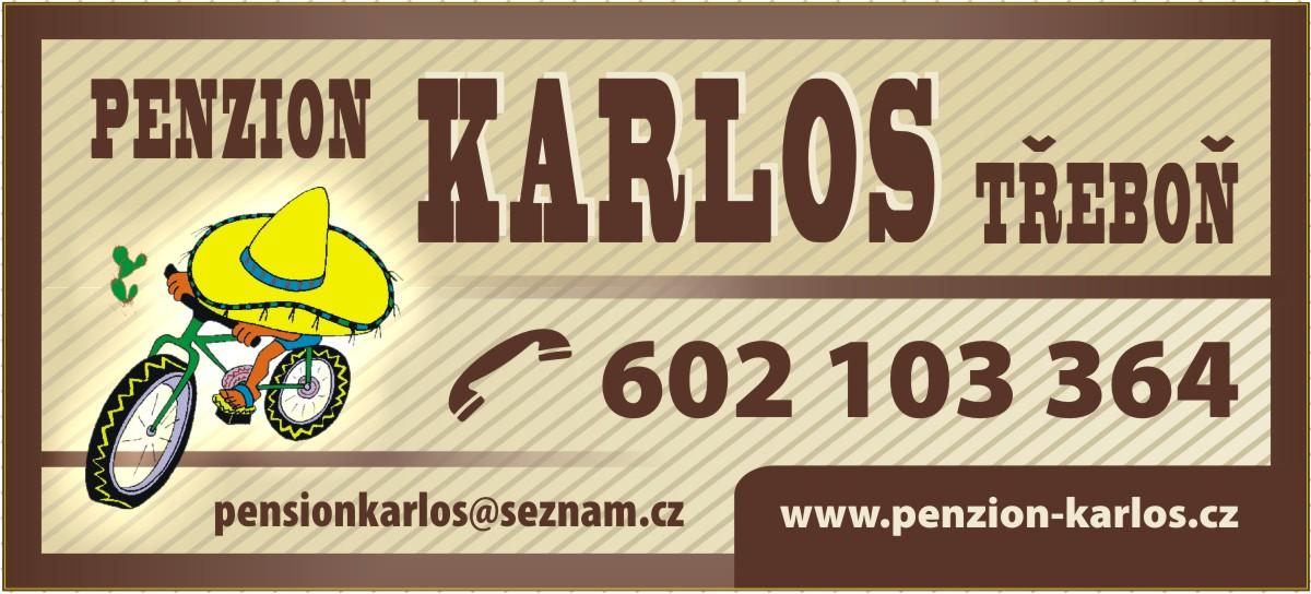 Penzion Karlos Třeboň ubytovací řád