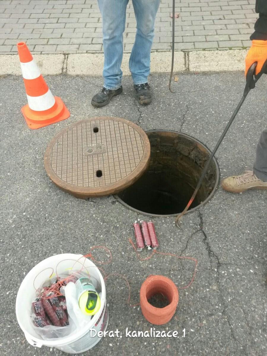 čištění kanalizace od škůdců