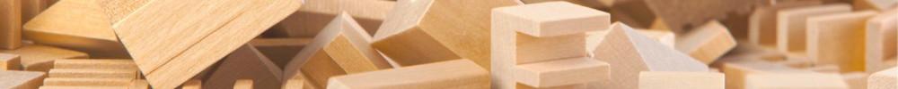 Dřevěné kostky Varis