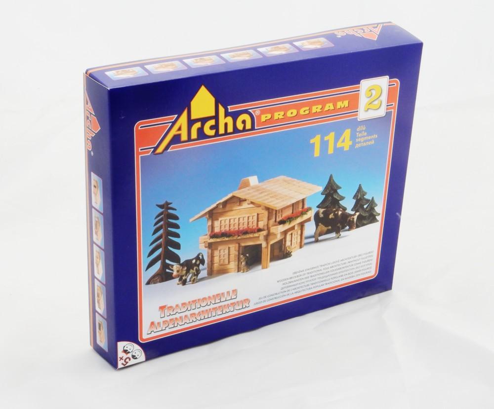 Alpská Archa 2 - balení
