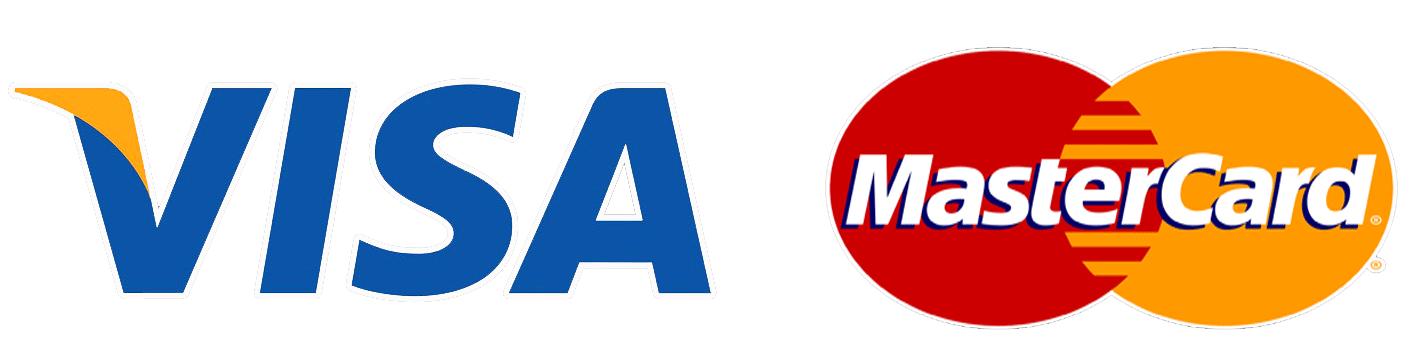 MasterCard | Visa - logo